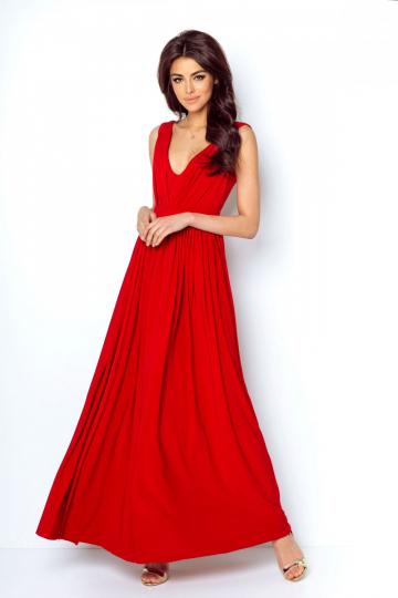 Long dress model 121751 IVON