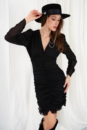 Trumpa suknelė modelis 154753 Lemoniade