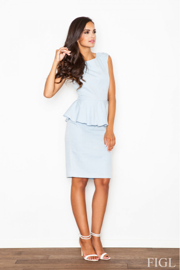 Suknelė modelis 46851 Figl