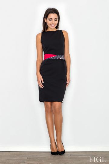 Suknelė modelis 77063 Figl