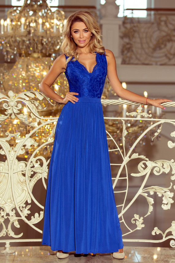 Long dress modelis 123242 Numoco