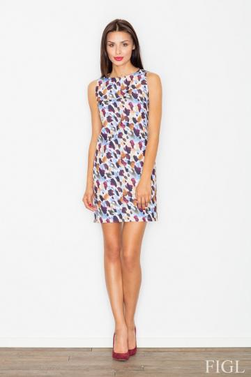 Suknelė modelis 62988 Figl
