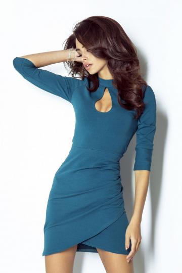 Short dress model 116139 IVON