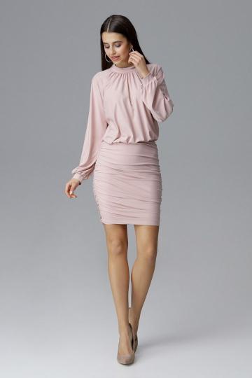 Suknelė modelis 126005 Figl