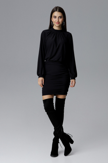 Suknelė modelis 126009 Figl