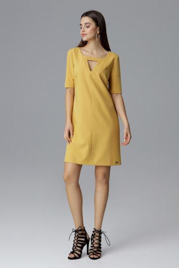 Suknelė modelis 126010 Figl