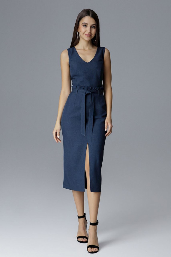 Suknelė modelis 126016 Figl
