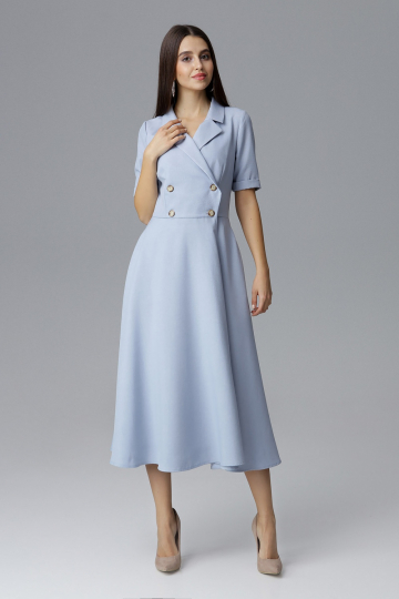 Suknelė modelis 126018 Figl