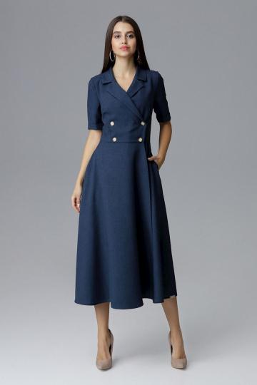 Suknelė modelis 126020 Figl