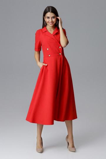 Suknelė modelis 126021 Figl