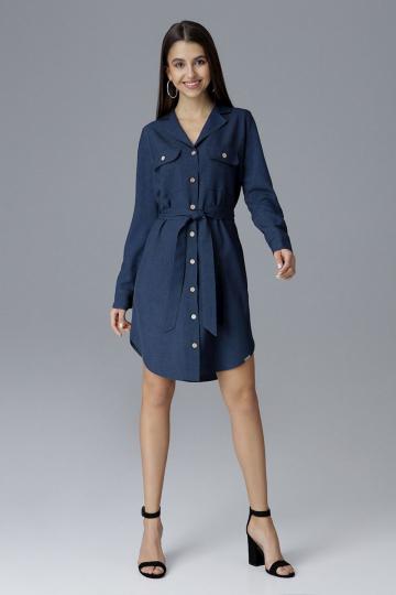 Suknelė modelis 126028 Figl