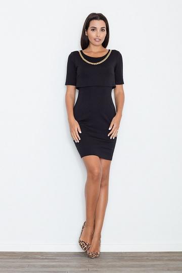Suknelė modelis 52573 Figl