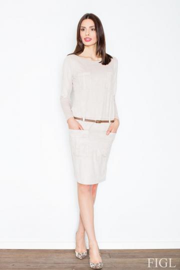 Suknelė modelis 52588 Figl