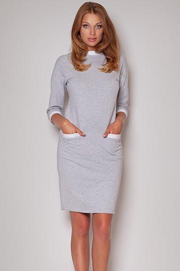 Suknelė modelis 28043 Figl