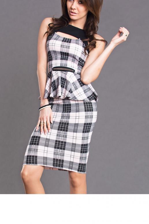 Klasikinis sijonas modelis 28997 YourNewStyle