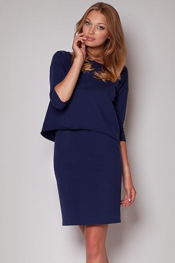 Suknelė modelis 28047 Figl