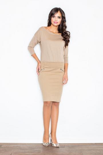 Suknelė modelis 28100 Figl