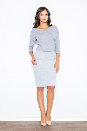 Suknelė modelis 28102 Figl