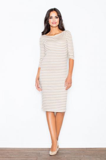 Suknelė modelis 44271 Figl