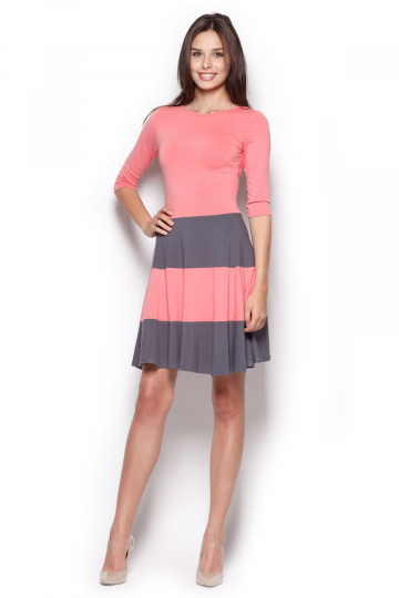 Suknelė modelis 44282 Figl