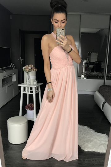 Long dress modelis 93954 YourNewStyle