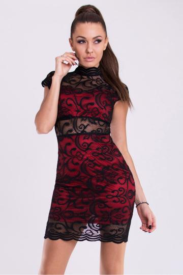 Vakarinė suknelė modelis 70924 YourNewStyle