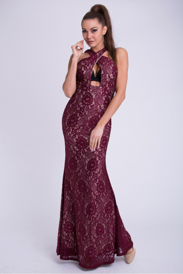 Long dress modelis 69401 YourNewStyle