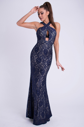 Long dress modelis 69402 YourNewStyle