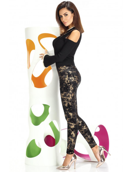 Long leggings modelis 125952 Bas Bleu