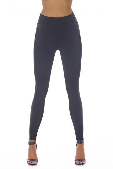 Long leggings modelis 125941 Bas Bleu