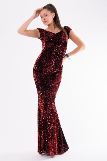 Long dress modelis 125230 YourNewStyle