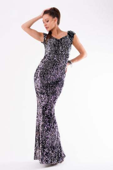 Long dress modelis 125231 YourNewStyle