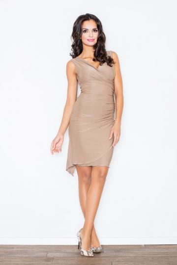 Evening dress model 6671 Figl
