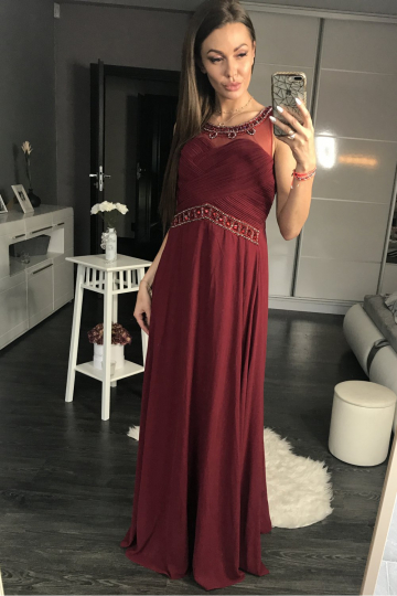 Long dress modelis 105274 YourNewStyle