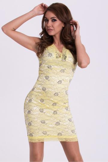 Vakarinė suknelė modelis 59194 YourNewStyle