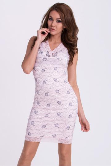 Vakarinė suknelė modelis 59196 YourNewStyle