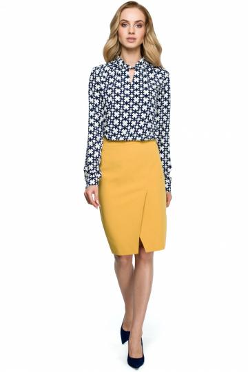 Klasikinis sijonas modelis 121906 Style