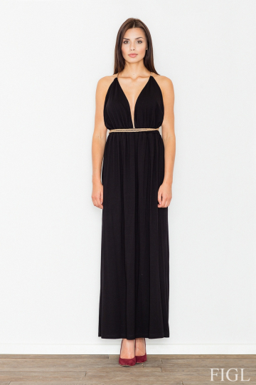 Long dress model 60701 Figl
