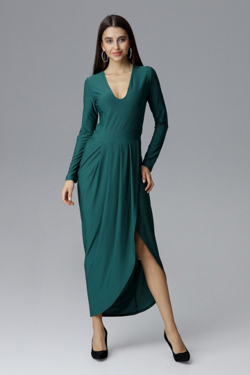 Ilga suknelė modelis 126214 Figl