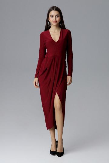 Ilga suknelė modelis 126215 Figl