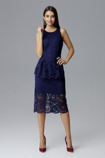 Vakarinė suknelė modelis 126199 Figl