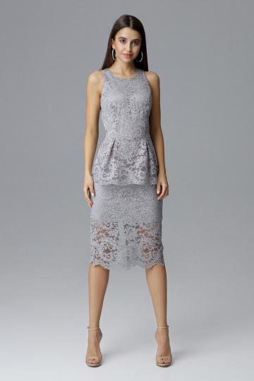 Vakarinė suknelė modelis 126201 Figl