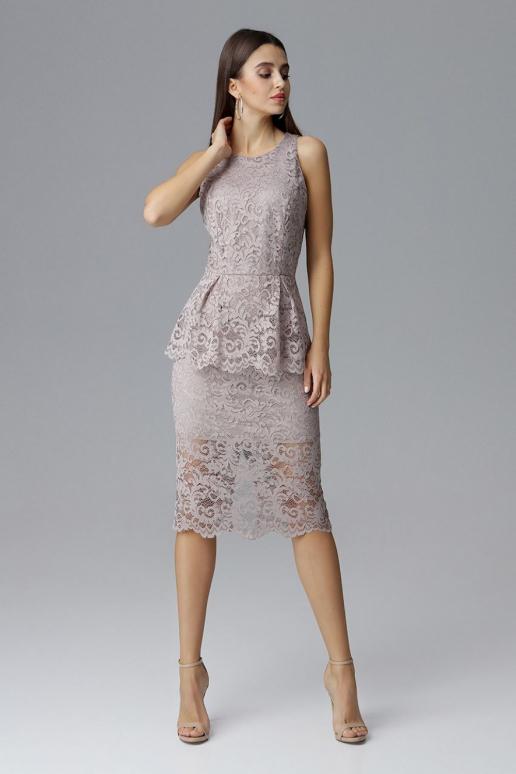 Vakarinė suknelė modelis 126202 Figl