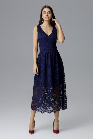 Vakarinė suknelė modelis 126203 Figl