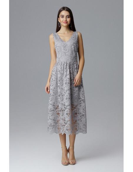 Vakarinė suknelė modelis 126206 Figl