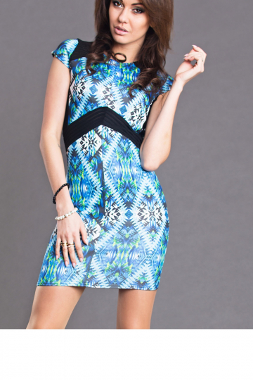 Vakarinė suknelė modelis 28994 YourNewStyle
