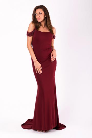 Ilga suknelė modelis 126192 YourNewStyle
