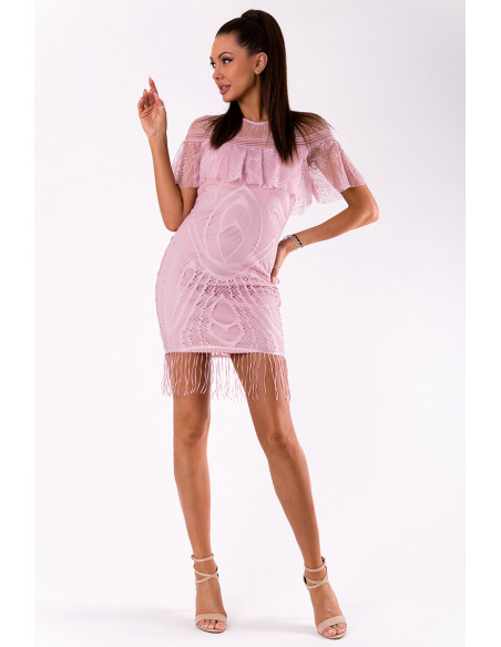 Trumpa suknelė modelis 126452 YourNewStyle
