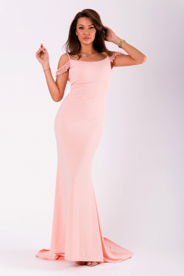 Long dress modelis 125259 YourNewStyle