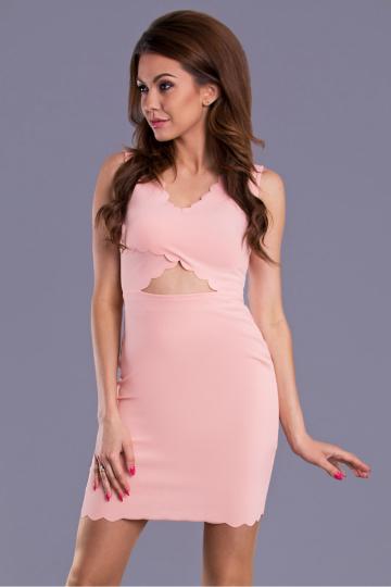 Vakarinė suknelė modelis 43084 YourNewStyle